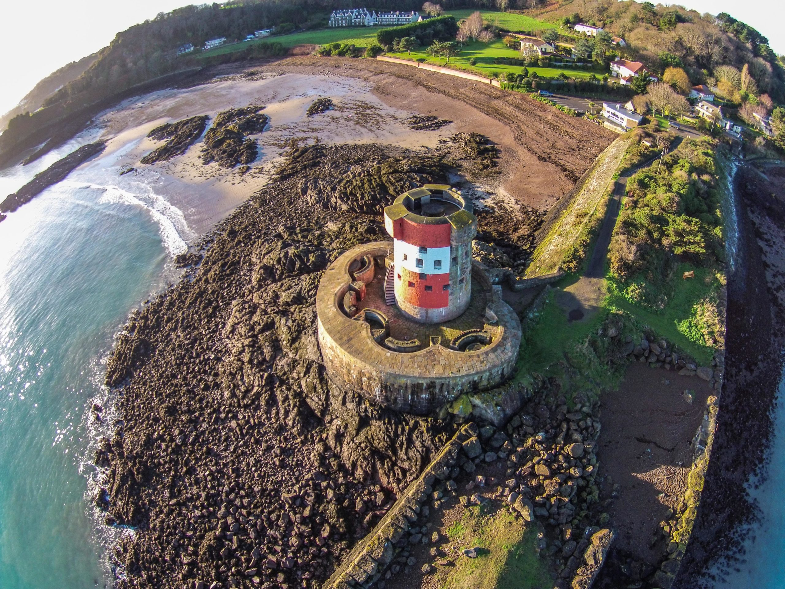 Archirondel Tower © Phil Marett – Îles anglo-normandes / Jersey