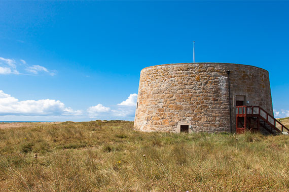 Archirondel Tower – Exterior © D.R. – Îles anglo-normandes / Jersey