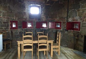 Seymour Tower – Intérieur salle commune ©D.R.