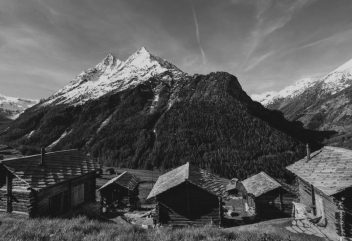 Anakolodge – Vue extérieure ©D.R. – Suisse / Val d'Hérens