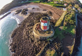 Archirondel Tower ©Phil Marett – Îles anglo-normandes / Jersey