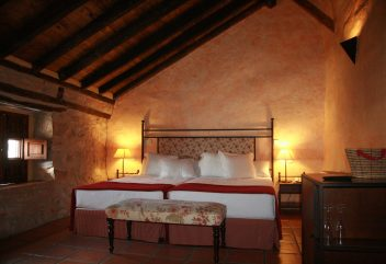 Hôtel Plaza de toros – Chambre ©D.R. – Espagne / Castille-La Mancha