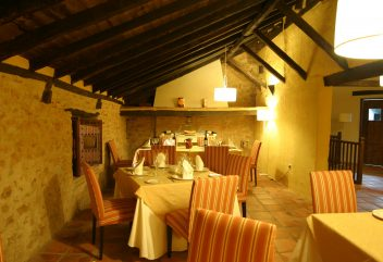 Hôtel Plaza de toros – Restaurant ©D.R. – Espagne / Castille-La Mancha