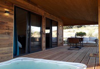 Cabanes trésors de campagne – Extérieur / Terrasse ©D.R.