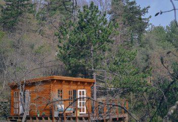 La Cabane du Val – Extérieur ©D.R.