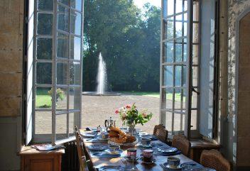 Le colombier de l'abbaye – Palais abbatial / Petit déjeuner ©D.R.