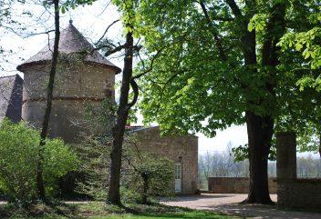 Le colombier de l'abbaye – Vue extérieure ©D.R.