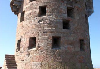 Rocco Tower – Vue extérieure de la tour ©Bob Embleton